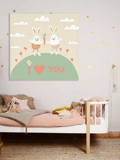 Bilder - Bild auf Leinwand - ein Designerstück von Ortons bei DaWanda Designer, Toddler Bed, Etsy, Furniture, Home Decor, Wall Canvas, Child Bed, Decoration Home, Room Decor