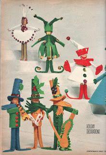 Sally Annie Magundy: Vintage Christmas Magazine Rednesday