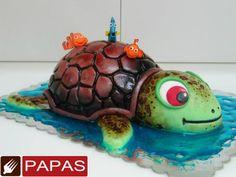 Nemo birthday cake idea !