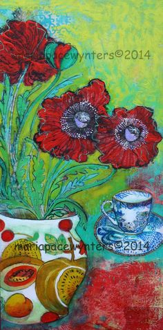 Poppies-And-Tea