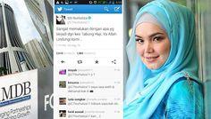 Kes Tabung Haji memalukan - Siti Nurhaliza - http://malaysianreview.com/122021/kes-tabung-haji-memalukan-siti-nurhaliza/