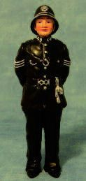 Policeman Resin Doll | Hobbies