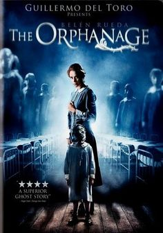 Guillermo Del Toro - horror The Orphanage