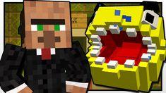 Minecraft | THE FORBIDDEN ARCADE MACHINE!! | Custom Mod Adventure Minecraft Building Blueprints, Super Street Fighter, Minecraft Videos, Dog Games, Arcade Machine, Kids Board, Pugs, Dog Cat, Wolf