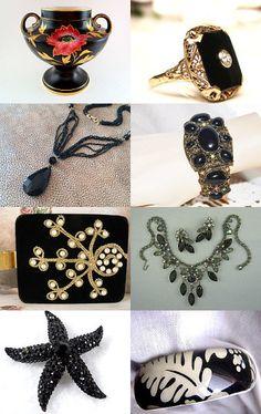 Black Beauty by Sally Jones on Etsy--Pinned with TreasuryPin.com