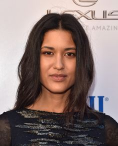 """Julia Jones Photos - Actor Julia Jones attends the premiere of The Weinstein Company's """"Wind River"""" at The Theatre at Ace Hotel on July 2017 in Los Angeles, California. - Premiere of The Weinstein Company's 'Wind River' - Arrivals Native American Actors, Native American Beauty, Women Characters, Julia Jones, Brooke Hogan, Beautiful People, Beautiful Women, Ace Hotel, Stunning Eyes"""