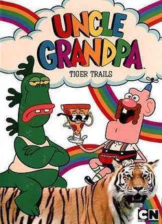 Uncle Grandpa: Tiger Trails