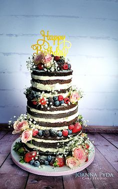 joannapydacakestudio naked cake