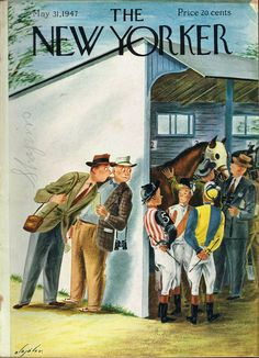 The New Yorker May 31, 1947                                                                                                                                                                                 Mais