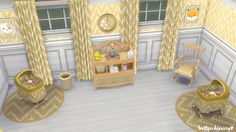 Sims 4 CC's - The Best: Nursery Set Conversions and Recolors by BrittPinki...