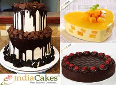 IndiaCakes-Yummy Cakes  Order Now - http://indiacakes.com/    #MidnightDelivery #Celebrations