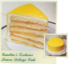 "Gambino's Doberge Cake - everyone loved the chocolate, but the lemon ""dobash"" was my favorite"