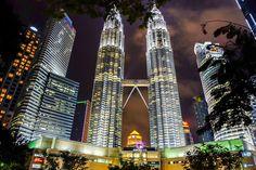 Travel and Landscape Photography Kuala Lumpur, Towers, Landscape Photography, Twin, Travel, Voyage, Trips, Tours, Viajes