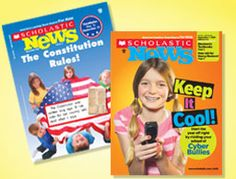 Digital Issues Archive | Scholastic News Bilingual 2-3 | Scholastic.com