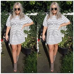 Making the most of the sun  in my @paganmarienz dress and heels  paganmarie.com  #shaaanxo