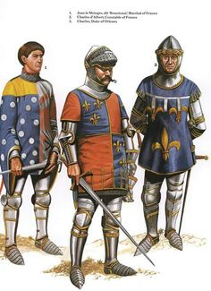 Image result for medieval french armor