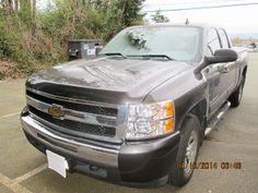 2011 Chevrolet Silverado 1500 4x4, Flex Fuel 4.8