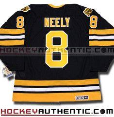 9b11dd03b Cam Neely Boston Bruins 1990 CCM vintage jersey