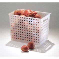 Now I know how to store my potatoes  @organizedotcom #contest
