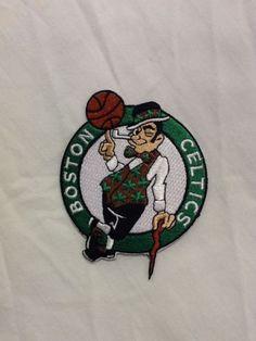 Boston-Celtics-Logo-NBA-Basketball-Hat-Shirt-Embroidered-Iron-On-Jersey-Patch