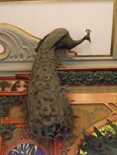 Alphonse Mucha, La boutique du bijoutier Georges Fouquet (détail) by magika42000, via Flickr.