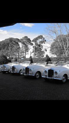 Convertible Bentley's :)