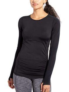 Athleta Stealth Top in Black | $89.00