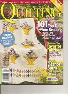 American Patchwork & Quilting Magazine (Better « Library User Group