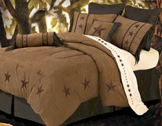 once again, love it....but so expensive :/  The Buckskin Laredo western bedding