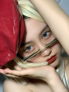 Ulzzang Korean Girl, Cute Korean Girl, Aesthetic Eyes, Aesthetic Girl, Aesthetic Photo, Japanese Hairstyle, Black Pink Kpop, Uzzlang Girl, China Girl