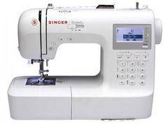 Máquina de Costura Singer 2010 Eletrônica - c/ Mesa Extensora e Luz Indicadora…