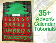 35+ Advent Calendar Ideas
