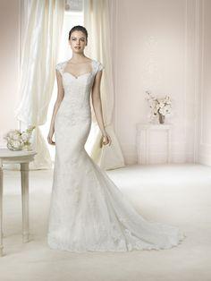White lace boutique
