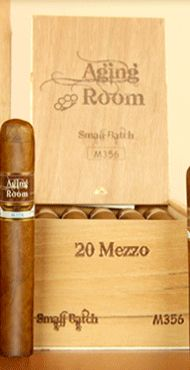 Share Aging Room M356 Small Batch Mezzo - Natural Box of 20 Online. Free Shipping over $199