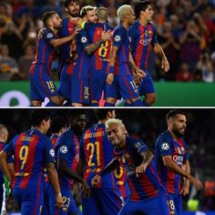 Barcelona 7-0 Celtic: Lionel Messi hat-trick humbles Scots  #UEFA #ChampionsLeague #barcelona #bigwin #MQQ88  Come to join our website , support your Favorite team >>>goo.gl/UR6MSy