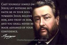 christian quotes | Charles Spurgeon quotes | Jesus Christ