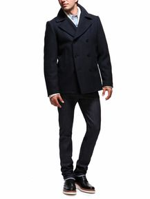 Scotch and Soda Peacoat