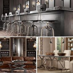 ♥ Industrial chic ♥