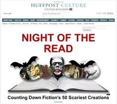 NIGHT OF THE READ: Counting Down Fiction's 50 Scariest Creations