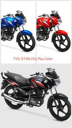 Pictures TVS Star City Plus