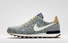 The Nike x Liberty Collection in Full Bloom. For women only.