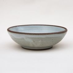 Shallow soup and salad bowl // East Fork Pottery