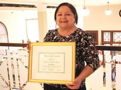 """Librarian of the Year """"A great honor for our library"""" - AdVantageNEWS.com"""