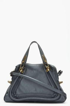 gimme!  chloe paraty in grey. A girl can dream, right?!