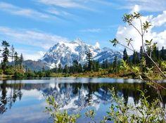 Picture Lake — Washington Trails Association