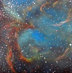 art nebula - Google Search