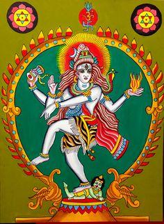 North American Gnostic Book of The Living Lord Ganesha, Lord Krishna, Lord Shiva, Om Namah Shivaya, Lord Murugan, Nataraja, India Art, Shiva Shakti, Yoga Art