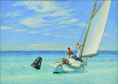 Edward Hopper, Ground Swell Corcoran