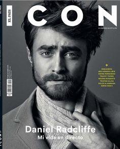 Daniel Radcliffe para ICON MagazineOctubre 2015