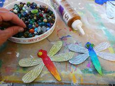 Dragonflies Part 1: Magnets
